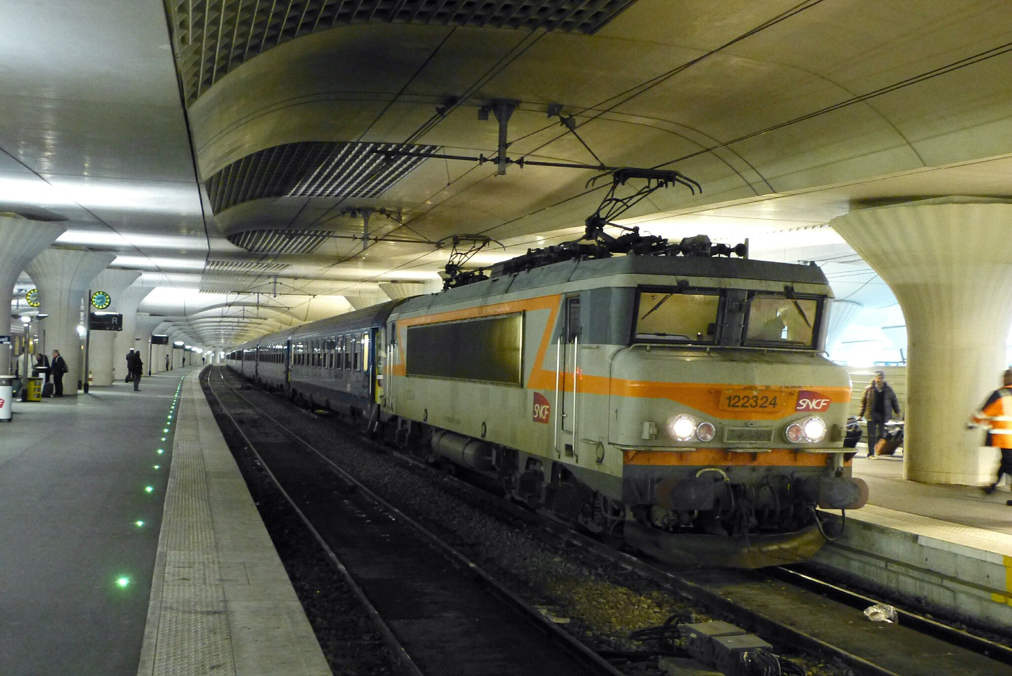 Trains de nuit tous les messages sur trains de nuit for Train tours paris austerlitz