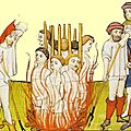 Résistances et répression dans l'occident médiéval.
