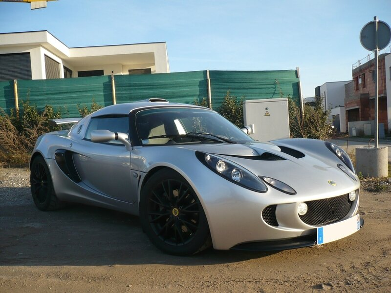 LOTUS Exige S Lampertheim (1)