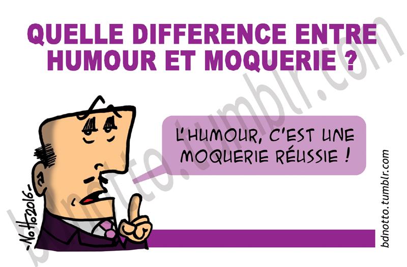02 - 2016 - Humour et moquerie TAG