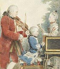 [Wolfgang Amadeus #Mozart : 260ème #anniversaire !]