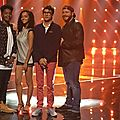 The Voice 2017 - Lisandro Cuxi-Lucie-Vincent Vinel-Nicola Caravallo