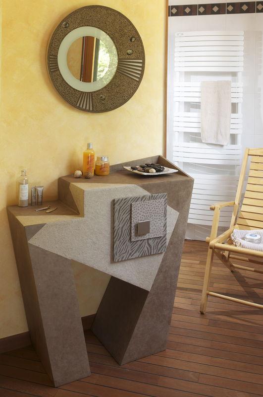 Console design photo de meubles 1 2 3 cartons marie h l ne zeidan - Meuble carton design ...
