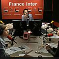 Aude lancelin : «ma version des faits» (verbatim @franceinter)