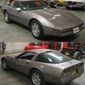 CHEVROLET - Corvette Coup - 1988