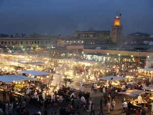 Marrakech_nuit