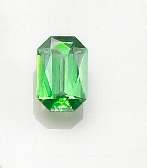 Rare Green Zircon (Cambodia)