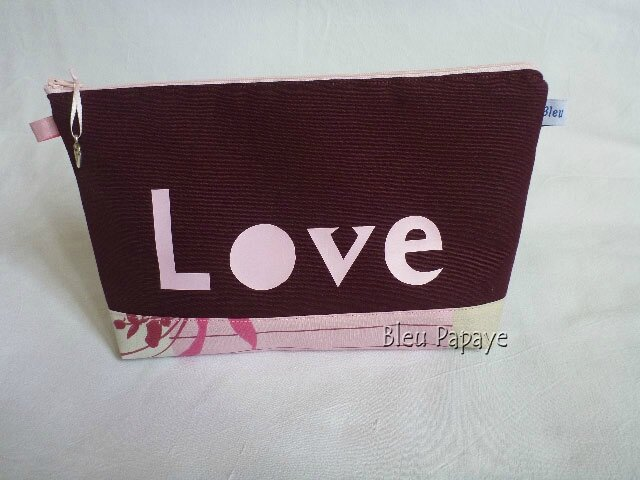 trousse love BP