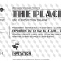 The place to be! une expo de copains qui va être trop bien!
