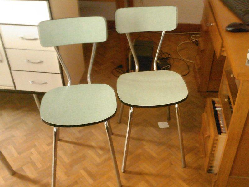 Mobilier et objets anciens et vintage - Chaise vintage occasion ...