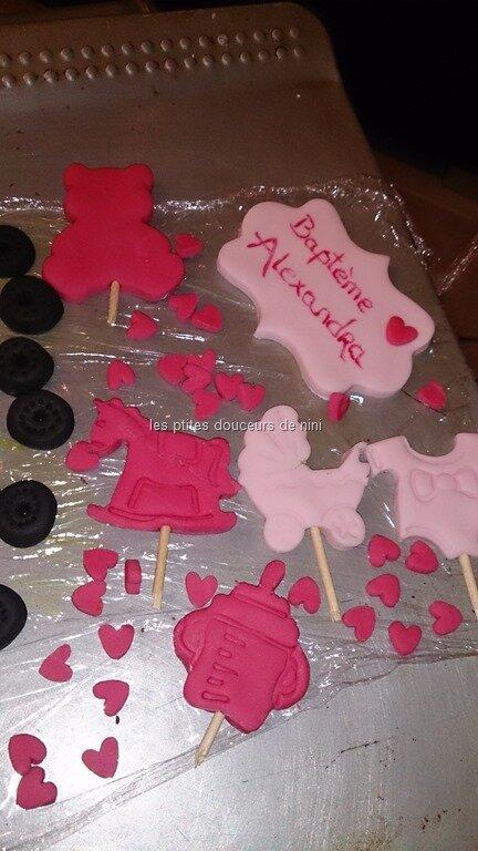 Fraisier 224 233 Tage Wedding Cake Fraisier Les P Tites