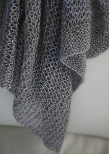 LottieDa's Drop Stitch Scarf