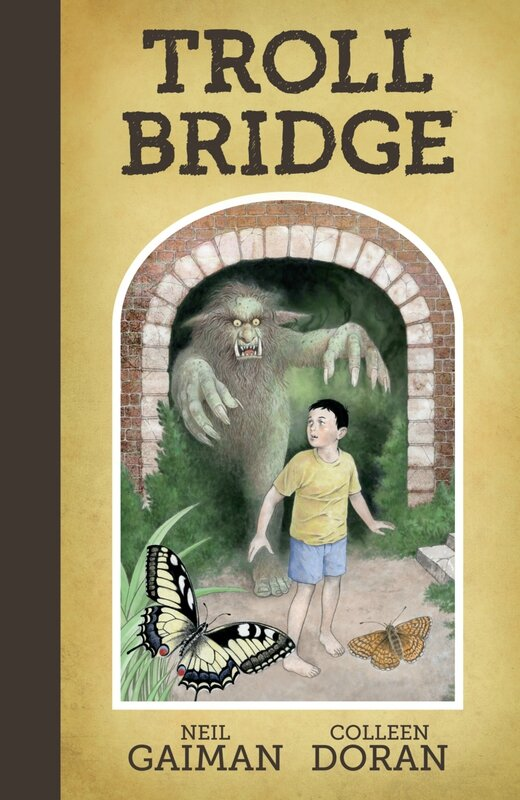 dark horse troll bridge GN