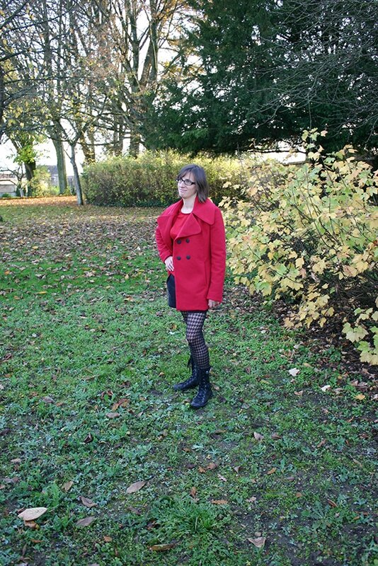 veste rouge burda 11