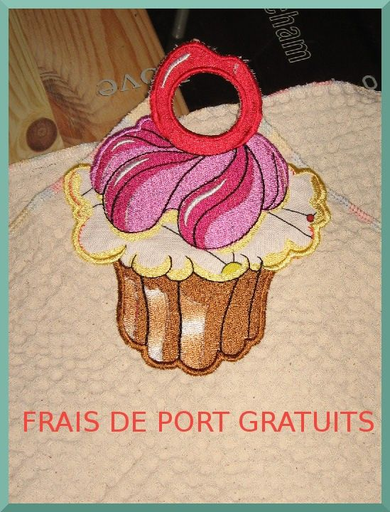 Essuie-main gâteau à vendre 6 euros