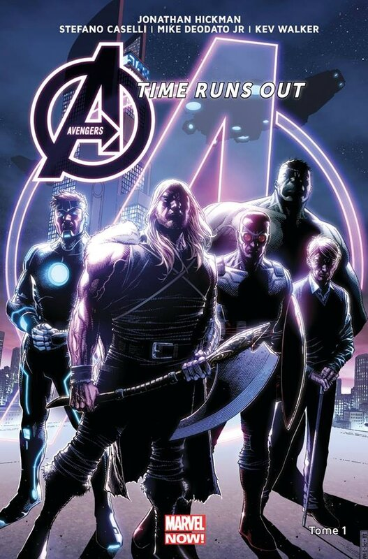 marvel now avengers time runs out 1