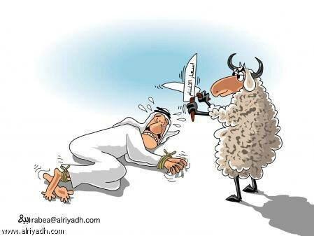 islam humour mouton aid