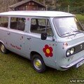 FIAT 850 T Minibus 7 Places - 1976