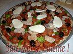 Pizzas Chorizo Merguez Poivron 11