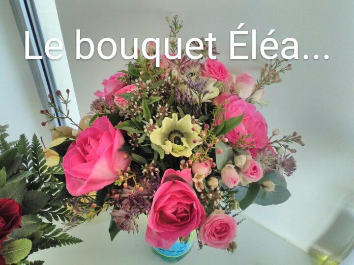 le bouquet Eléa