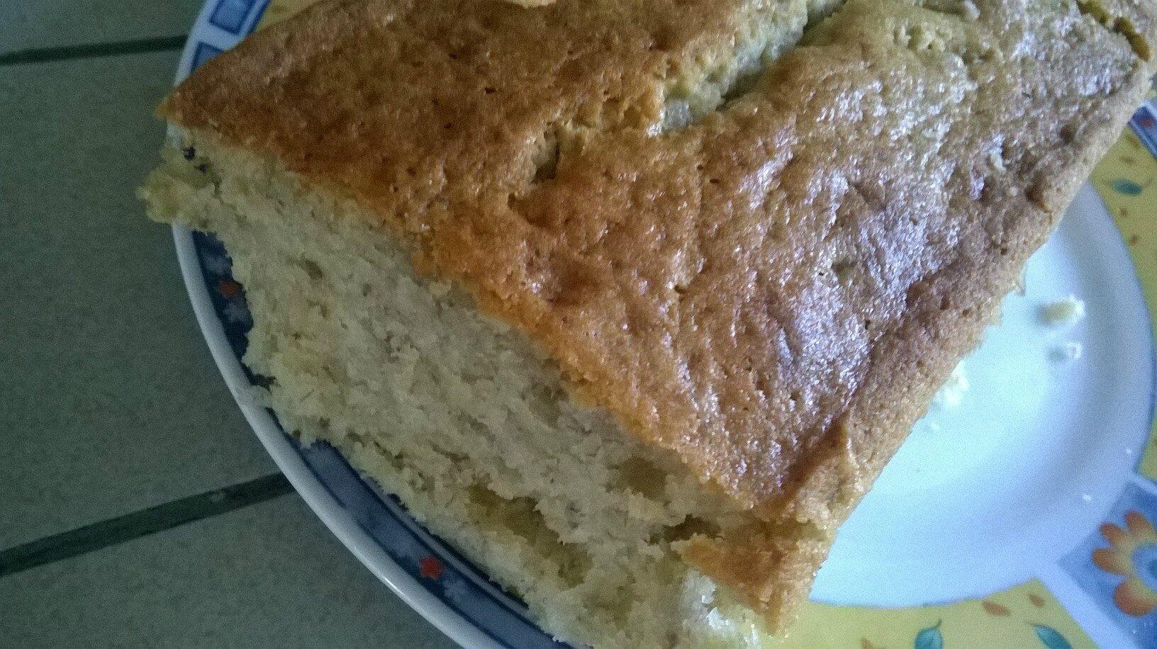 Le banana bread (ou cake à la banane)