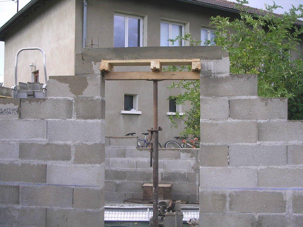 Les ouvertures suite construction d 39 une extension for Batir une extension