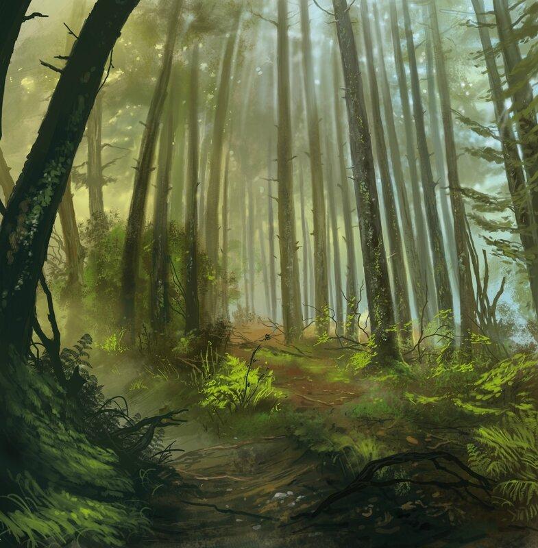 Forêt final