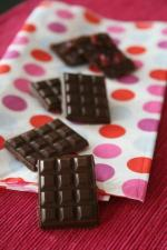 mini tablette choco cranberries canneberges 1