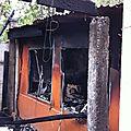 13 DE NOV. 2011 - INCENDIO EN LA CASA DE LAS HERMANAS