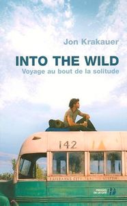 Into The Wild - John Krakauer - Couverture
