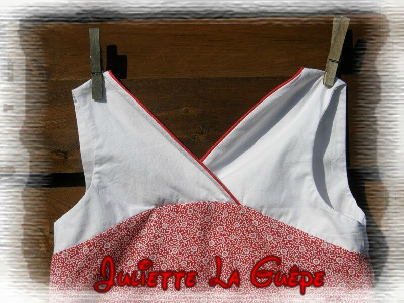 songeuse rouge et blanche 6a 1