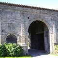 L'entrée du château de la Durbellière