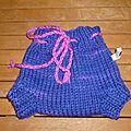 AAM 2012 prem's culotte violette lien rose fushia