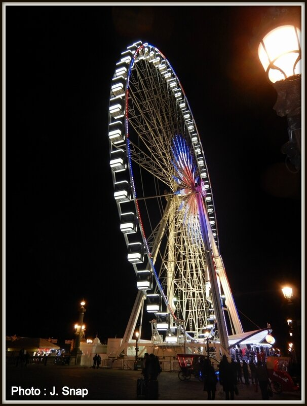 place roue
