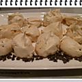 Cookies meringués aux pépites de chocolat