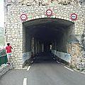 Jénorme a loupé le tunelle du Fayet (83)