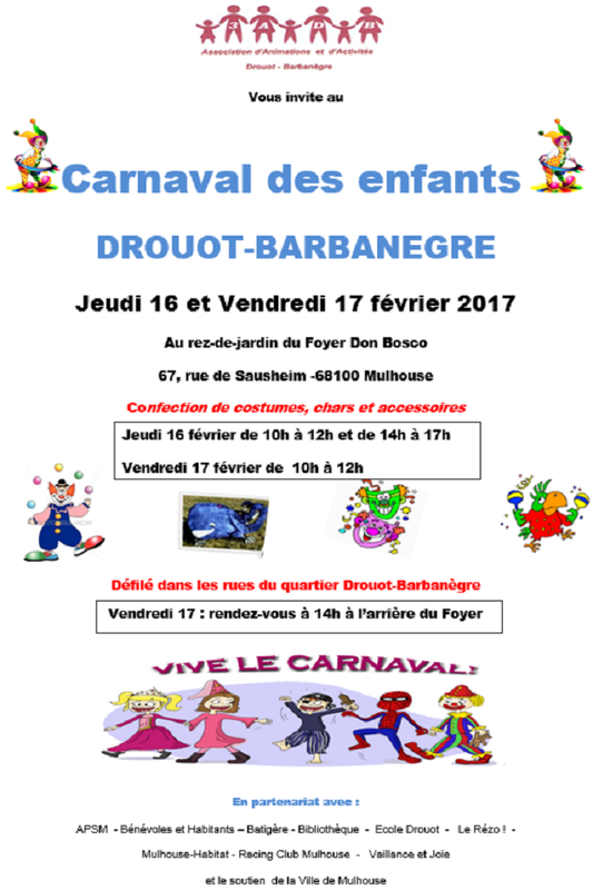 Quartier Drouot - Carnaval