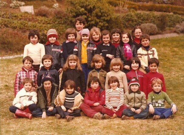 école St-Louis 1978