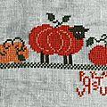 Mouton d'automne 3