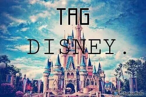 Tag Disney
