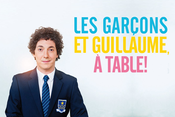 Guillaume ma blonde paris - Les garcons et guillaume a table online ...