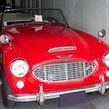 AUSTIN HEALEY - BN6