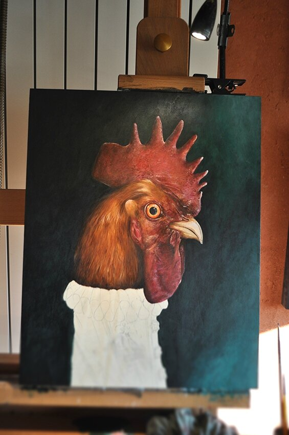King Coq (work in progress)