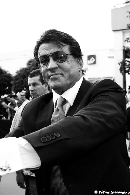 HOLLYWOOD The expendables STALLONE