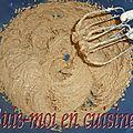 Cupcakes au beurre de cacahuètes & fluff - etats-unis