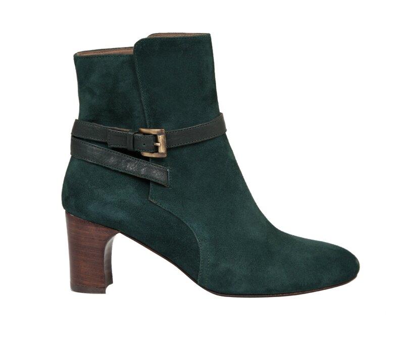C37 boots talons bride