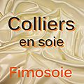 Soie - Colliers.