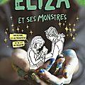 Eliza et ses monstres de francesca zappia