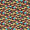 black-mushroom-fabric-Michael-Miller-from-the-USA-174593-2