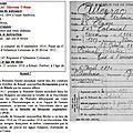 Marceau alteyrac mort pour la france le 15 octobre 1916.